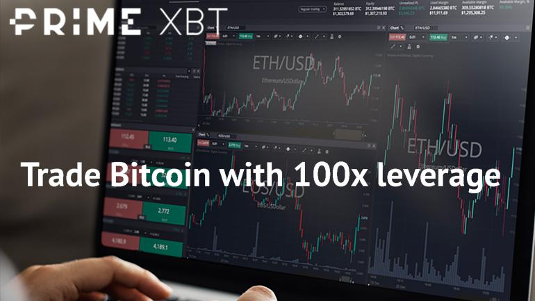 Primexbt - одна из немногих анонимных бирж с маржинальной торговлей